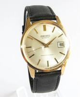 Gents Large Seiko Wrist Watch, 1965 (2 of 5)