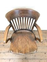 Early 20th Century Desk Chair (2 of 11)