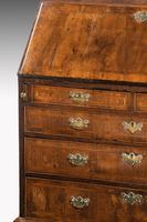 Mid 18th Century Walnut Bureau with Excellent Overall Colour (6 of 6)