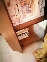 Heals of London Oak Book Table (3 of 8)