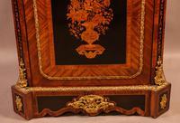 Superb French Display Cabinet Kingwood & Ebony (4 of 12)