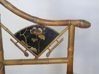 Rare Victorian Aesthetic Chair by Jas Shoolbred (6 of 10)