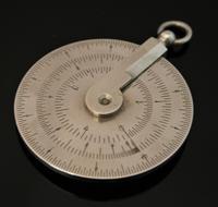 Boxed Charpentier's Calculimetre Pocket Slide Rule c.1897 (3 of 5)