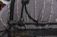 Lovely Very Original Winfield Double Iron Bed (5 of 9)