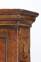 Georgian Oak Hanging Corner Cupboard (9 of 13)