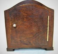 Early 1950's English Bracket Clock by Bentima / Davall (5 of 7)