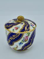 Vincennes Sèvres 18th Century Porcelain Sugar Bowl (5 of 9)