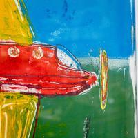 John Kiki Acrylic Painting (4 of 10)