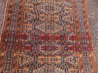 Antique Yumut Turkoman Rug (4 of 7)
