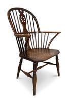 English Windsor Armchair (3 of 8)