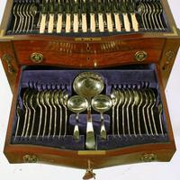 148 Piece Silver Canteen of Cutlery (6 of 8)