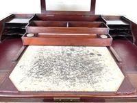 Edwardian Mahogany Metamorphic Writing Desk by Edwards & Sons (5 of 10)