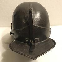 English Civil war New Army Lobster pot Helmet (2 of 10)