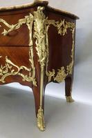 French Louis XV Style Chest of Drawers by E Kahn (7 of 11)