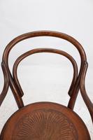 Edwardian Childs Bentwood Thonet Armchair by J & J Kohn (6 of 13)