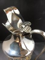 Solid Silver Topped Wine Ewer (2 of 6)