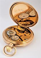 Waltham Marquis Half Hunter Pocket Watch, 1913 (5 of 6)