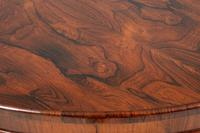 William IV Rosewood Flip Top Centre Table (5 of 9)