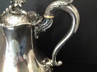 Paul Storr Antique William IV Silver Coffee Pot - 1835 (3 of 11)