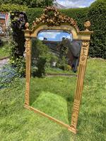 French Antique Gilt Mirror (3 of 4)