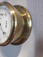 Antique Southampton Bulkhead Marine Barometer (4 of 7)