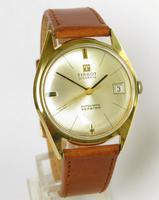 Gents Tissot Visodate Seastar Wrist Watch, 1965 (2 of 5)
