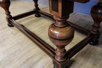 Oak Refectory Table (5 of 5)