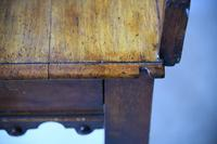 Antique Victorian Oak Hall Table (7 of 11)