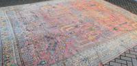 Antique Ushak Carpet 395x328cm (2 of 12)
