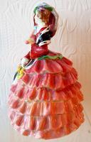 "Vintage Royal Doulton English Porcelain Figurine ~ ""Toinette"" ~ HN 1940 (2 of 5)"