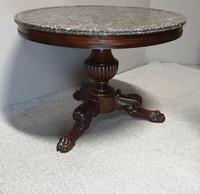 Super Mahogany Gueridon Centre Table (2 of 8)