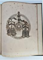 Contrasts, A W N Pugin important work on architecture, rare first edition, 1836 (3 of 9)