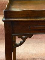 Chippendale Period Mahogany Urn Stand (3 of 4)