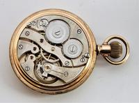 Antique 1920s Electa Pocket Watch (3 of 4)