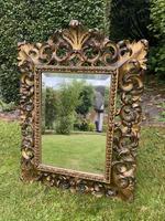 Florentine Carved Giltwood Mirror (4 of 5)