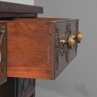 Rare Georgian Period Adams Style Mahogany Desk (9 of 15)