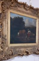 Oil Painting - 18th Century Landscape (2 of 4)