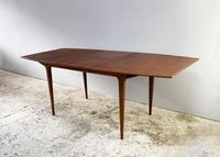 1960's mid century extending dining table and 4 chairs by Mcintosh (5 of 7)