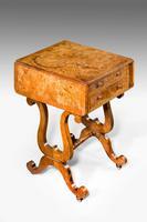 Regency Period Amboyna Work Table (7 of 8)