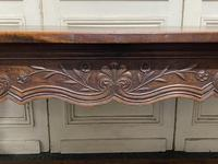 Early 18th Century French Walnut Console Table (20 of 28)