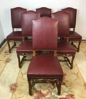 French Os De Mutton Set of 6 Dining Chairs (3 of 14)