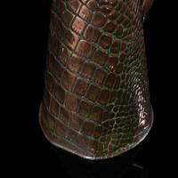 Antique Serving Ewer, English, Copper, Jug, Decorative, Arts & Crafts, Victorian (11 of 12)