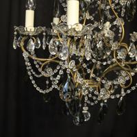 French Pair of Six Light Antique Chandeliers (6 of 10)