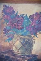 C Harris Still Life Oil Painting (3 of 12)