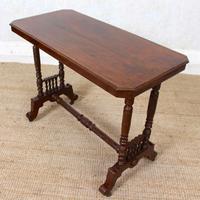 Library Desk Writing Table Mahogany 19th Century (3 of 13)