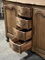 French Bleached Oak Farmhouse Kitchen Dresser (8 of 26)