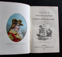 1859 Travels & Surprising Adventures of  Baron Munchausen.  Alfred Crowquill Plates (2 of 5)