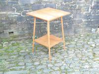 Arts & Crafts Golden Oak Table (12 of 12)