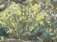 "Edwardian Pastel Painting ""The Sheepfold"" By John Robert Keitley Duff RI RA Rse (17 of 34)"