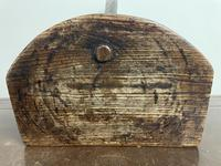 Early 19th Century Ash & Elm Welsh Primitive Milking Stool (5 of 6)